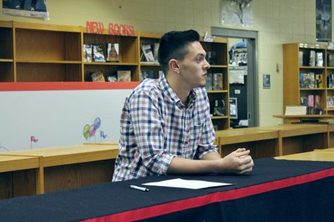 Travis Shuler Signs with Lindsey Wilson