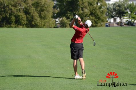 PLD Golf Teams Show Out at City Golf Tournament