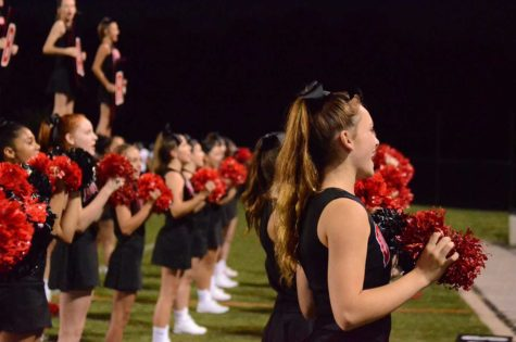 Not Just Shaking Poms on the Sidelines