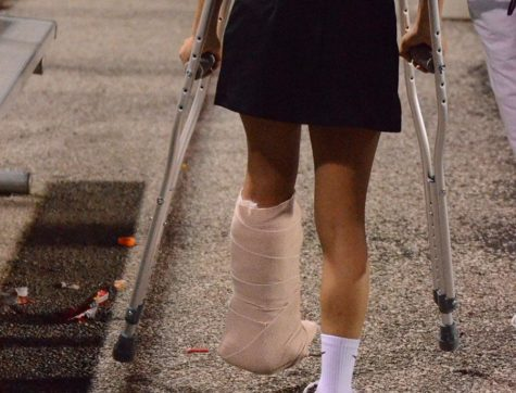 Injuries In High School Sports