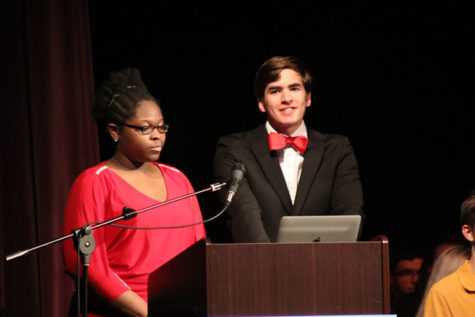 Dunbar Student Speaks At National Gun Violence Awareness Day 2017