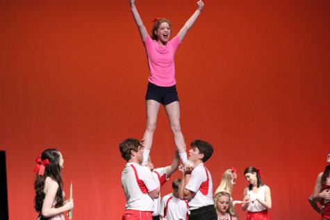 Dunbar Drama Presents Bring it On!
