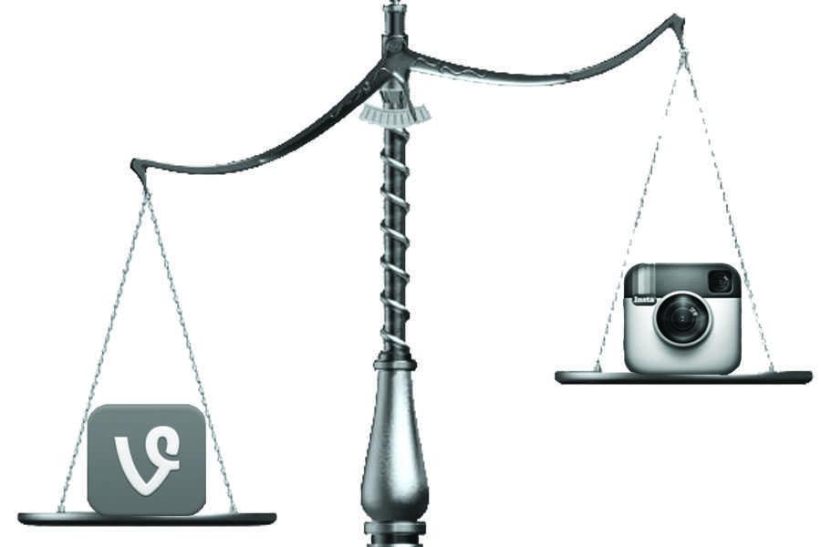 Vine vs. Instagram: I Heard it Through the Grapevine
