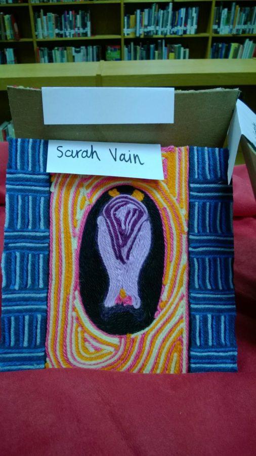 sarah vain yarn art