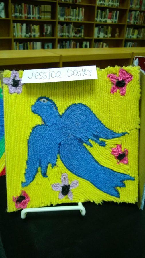jessica dailey yarn art