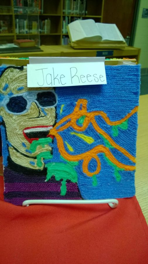 jake reese yarn art