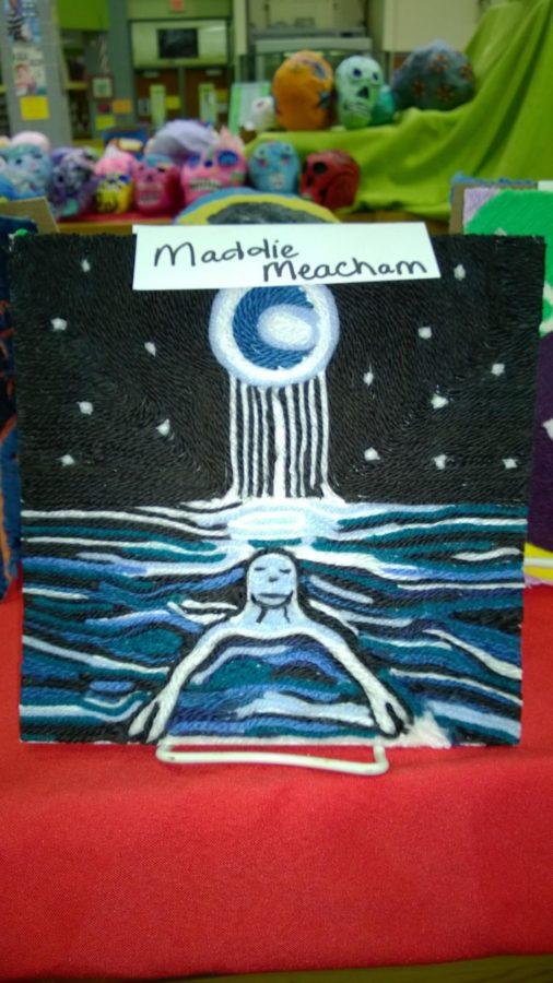 maddie meacham yarn art