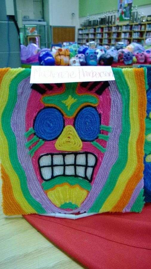 Colorful Skulls 1 2013 - 2014
