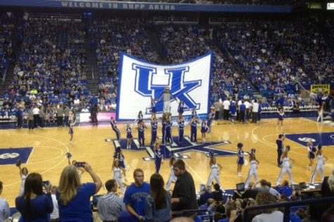 UK Basketball: Then and Now