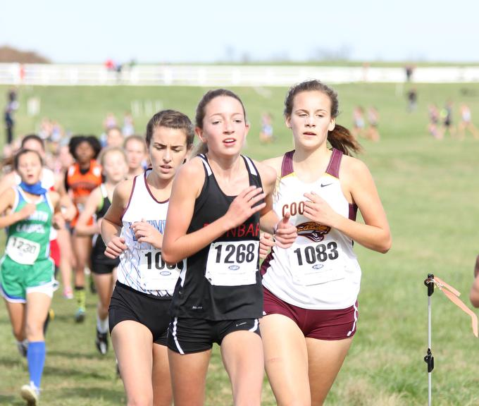 Girls Cross Country Recap