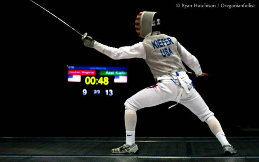 USA Fencer