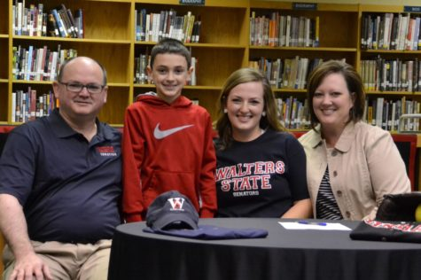 Shelby Shanks Commits to Walters State