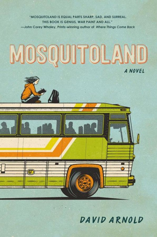 Itching to Read Mosquitoland
