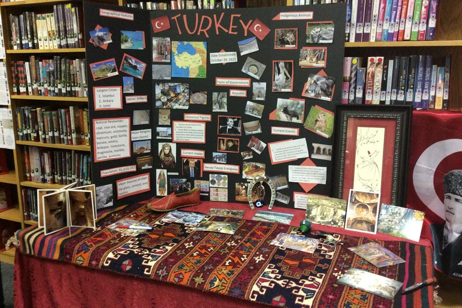 Students Celebrate Culture from Around the World