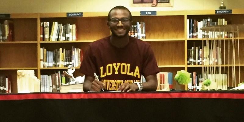 Elijah Olige Commits to Loyola University Chicago