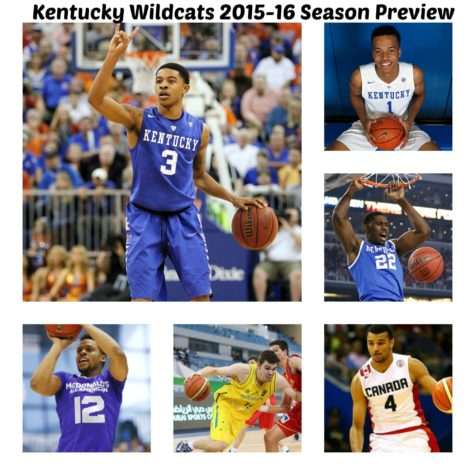 Kentucky Basketball 2015-16 Preview