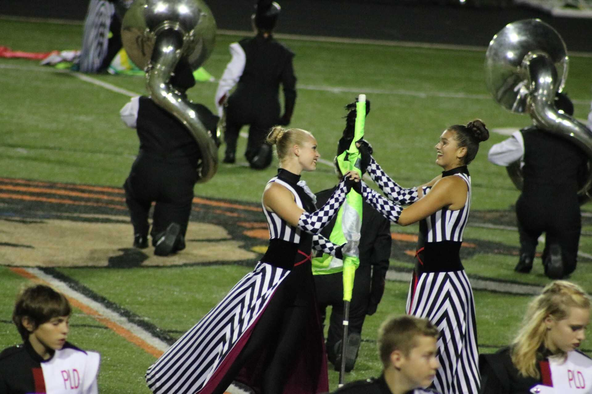Marching Band 2015 Recap