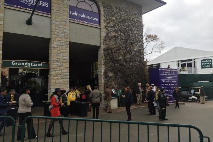 Breeders' Cup At Home in Lexington