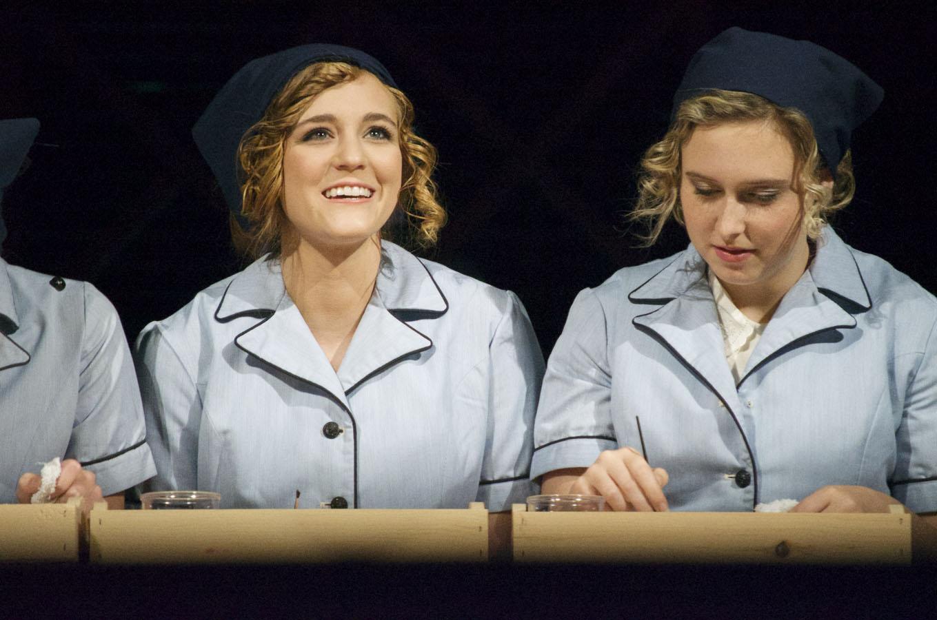 Dunbar Drama Presents Radium Girls