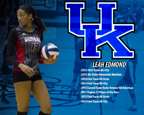 Leah Edmond Commits to Kentucky