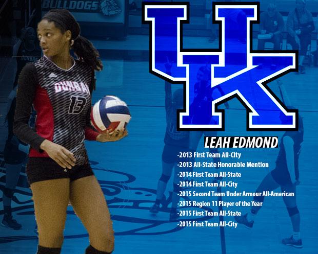Leah+Edmond+Commits+to+Kentucky