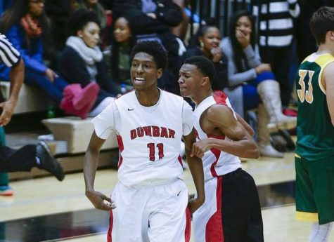 Dunbar Crushes Bryan Station in First Home Game of the Season