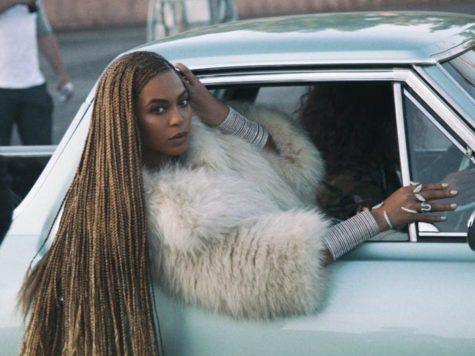 """An image from Beyoncé's """"Formation"""" music video"""