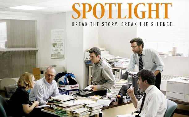 "Journalists In the ""Spotlight"""