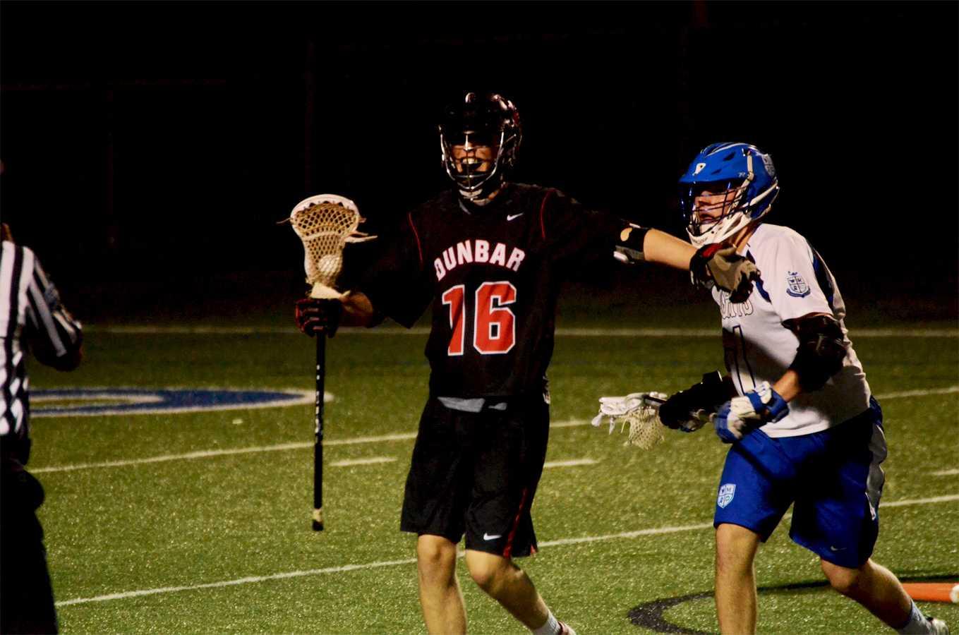 PLD Lacrosse vs Lexington Catholic