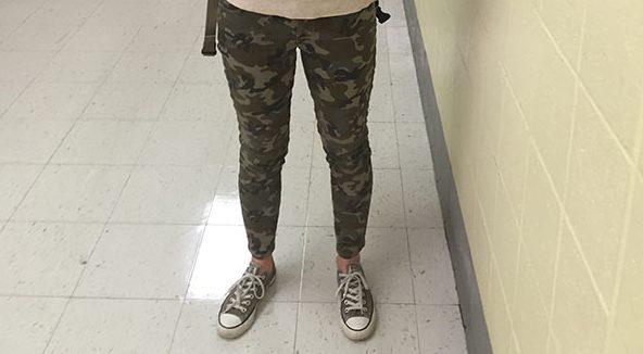 I wonder where my pants are.