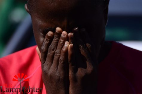 Raphael cries after seeing the car that his Dunbar family purchased for him