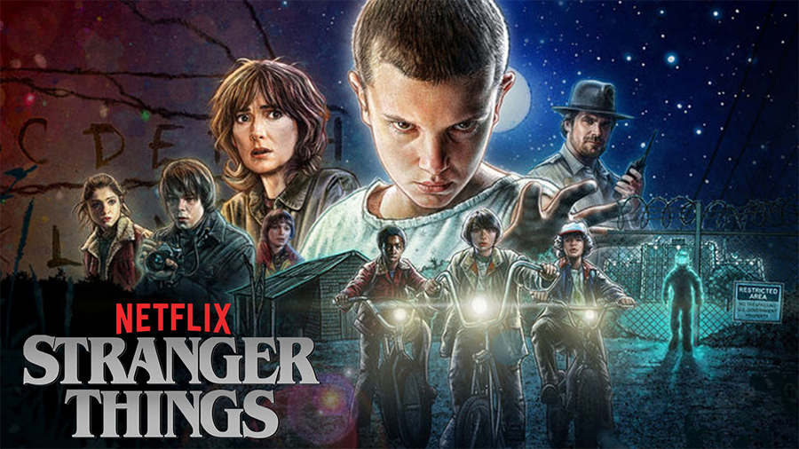 An Original Netflix Show: Stranger Things Review