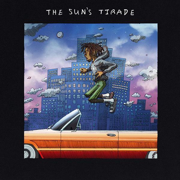 Recording artist Isaiah Rashad debuted his studio album, The Sun's Tirade