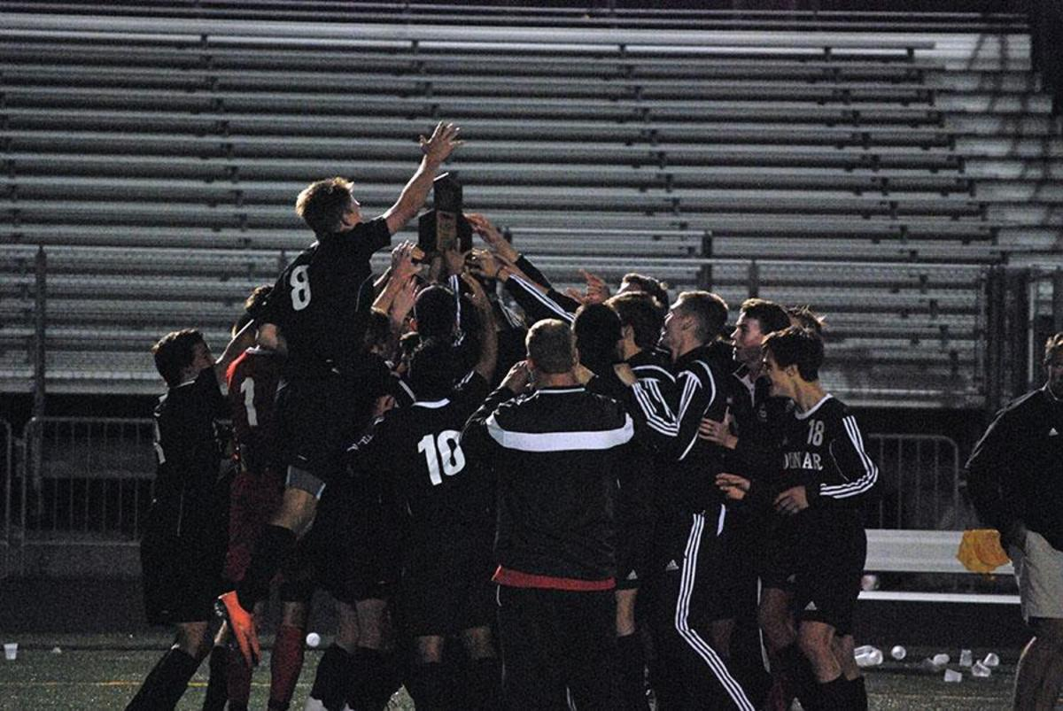 Boys' Soccer Districts