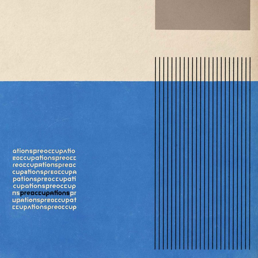 Preoccupations album cover