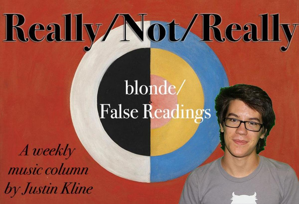 Really/Not/Really: Frank Ocean's Blond and Eluvium's False Readings