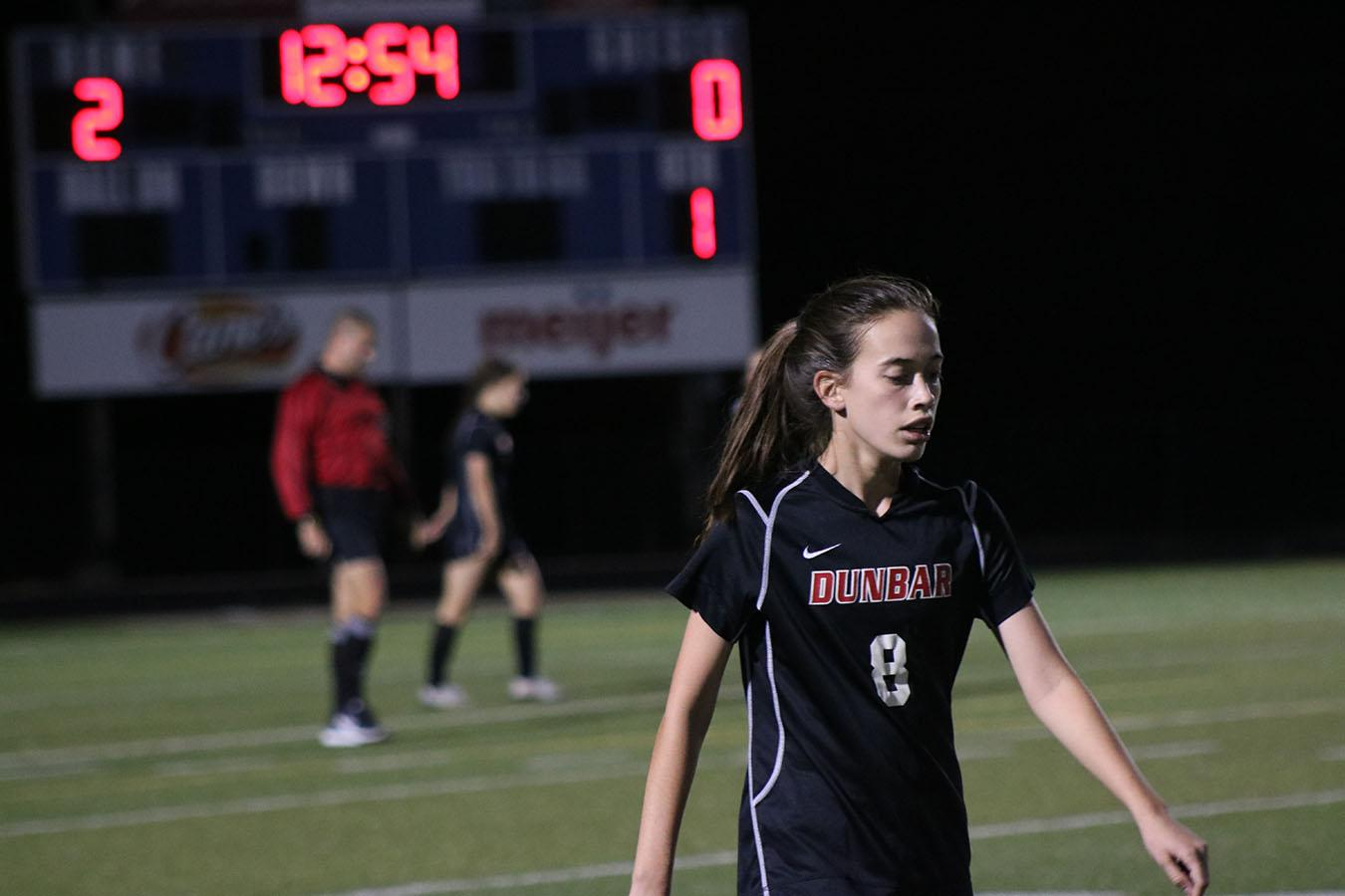 Girls' Soccer Districts