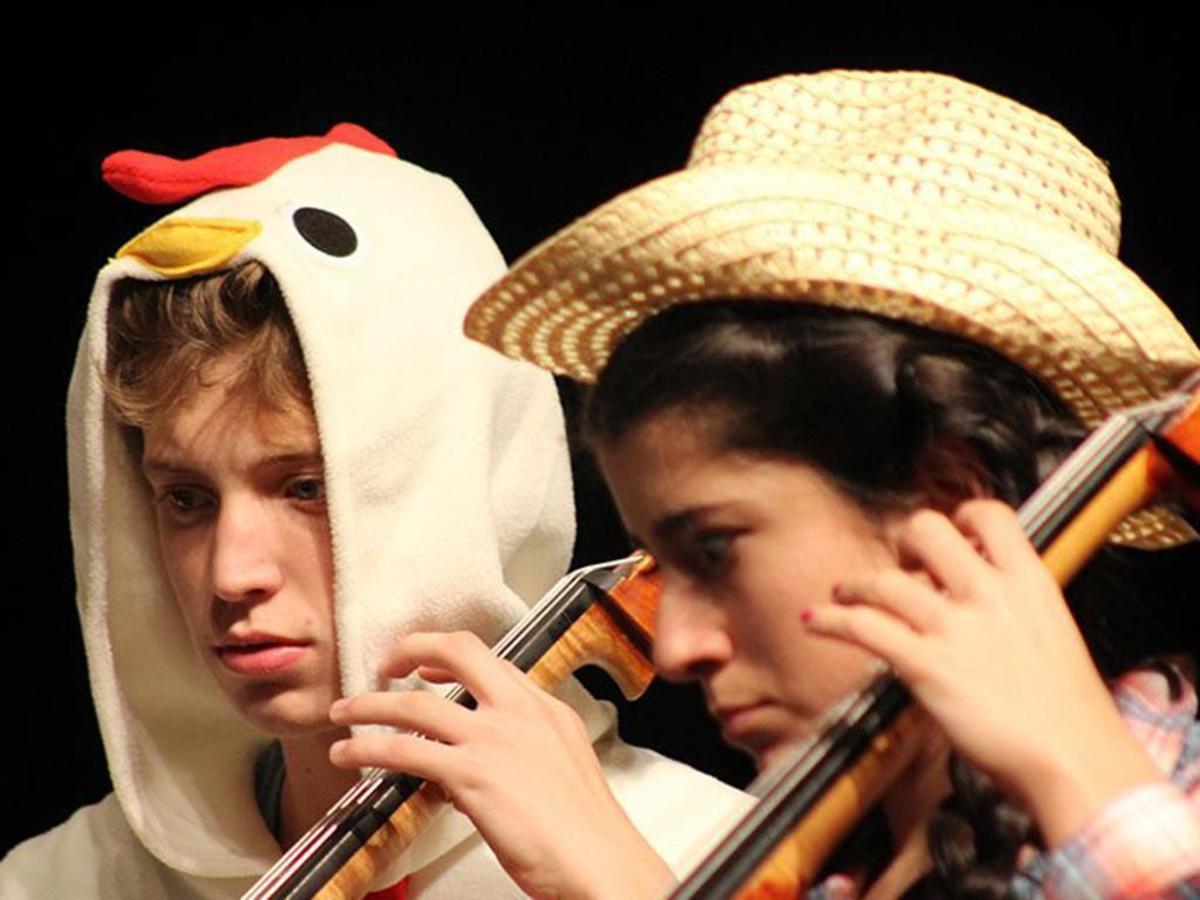 "Orchestra's ""Halloween Spooktacular"""