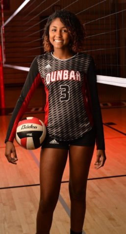 Asia Henderson Receives All-State Recognition