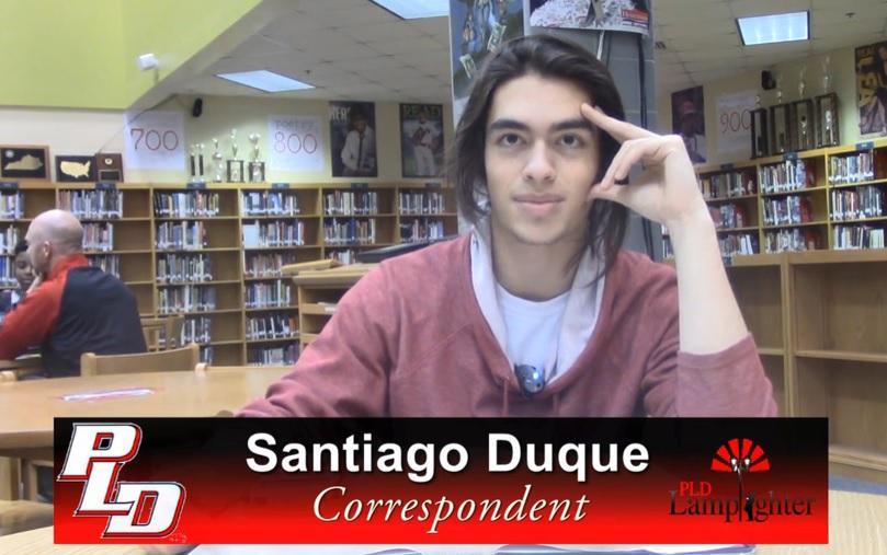 Junior Santiago Duque explains the best ways to study for final exams.