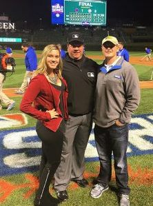 Holbrooks at World Series
