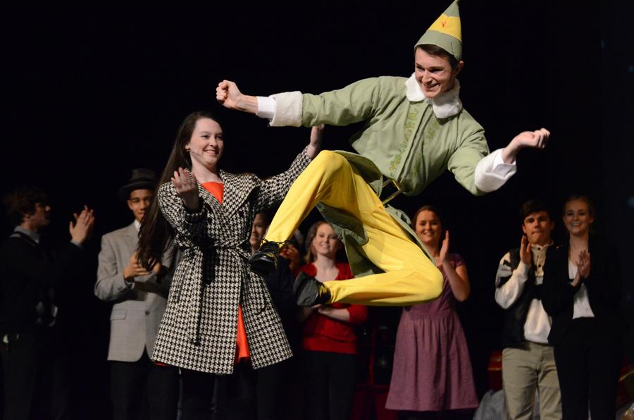 PLD Drama's Production of Elf, Jr.