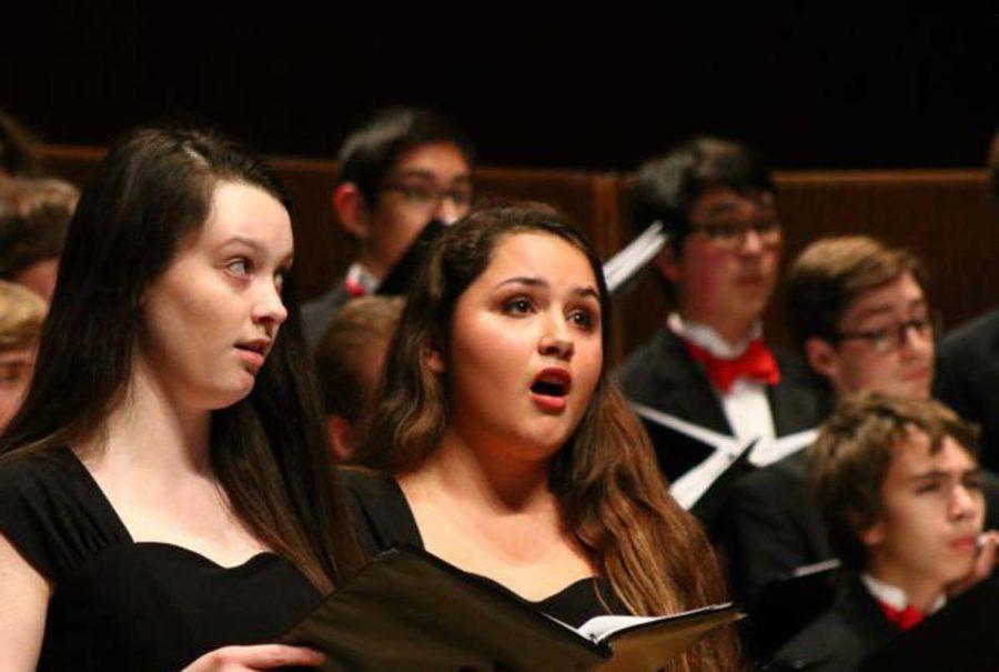 Dunbars Winter Music Concert at Singletary Center