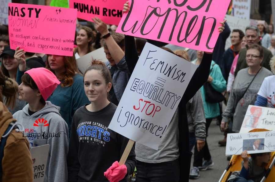 Feminism=Equality.