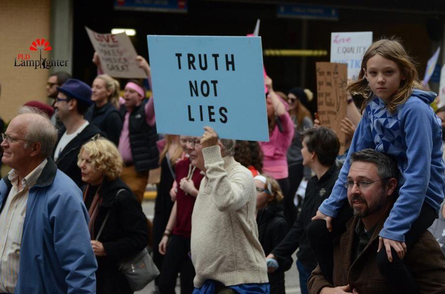 Truth Not Lies