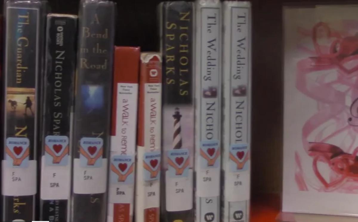 PLD Book Club Loves Nicholas Sparks