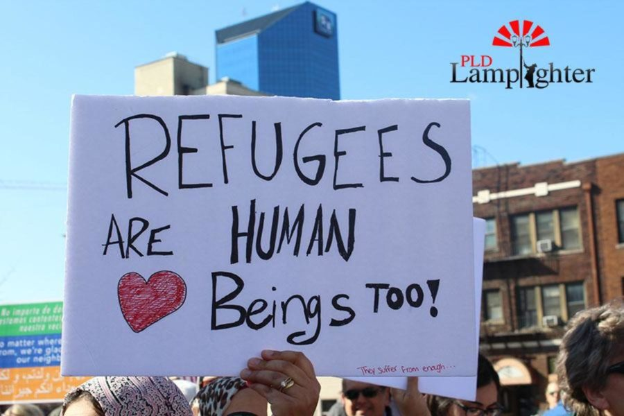 Refugees Are Human Beings Too
