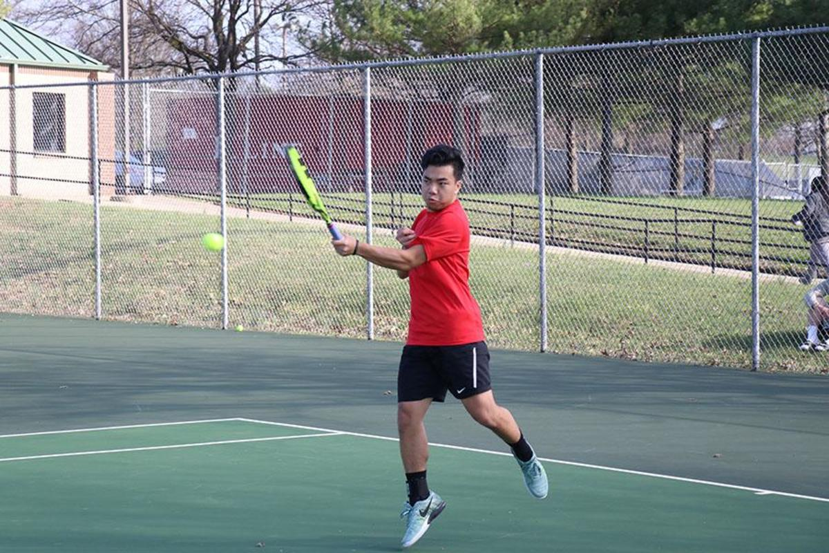 PLD Tennis vs. Madison Central