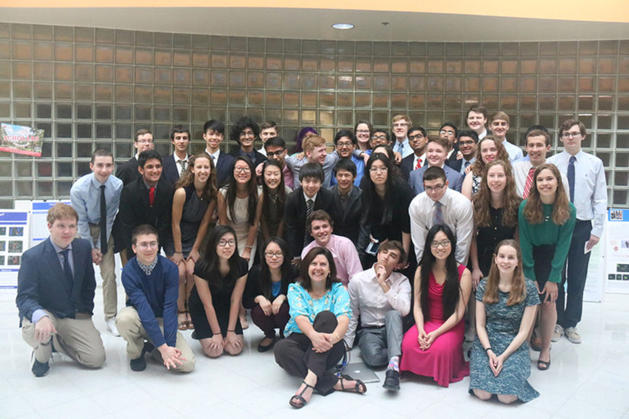 MSTC Seniors Finished the Year with Senior Symposium