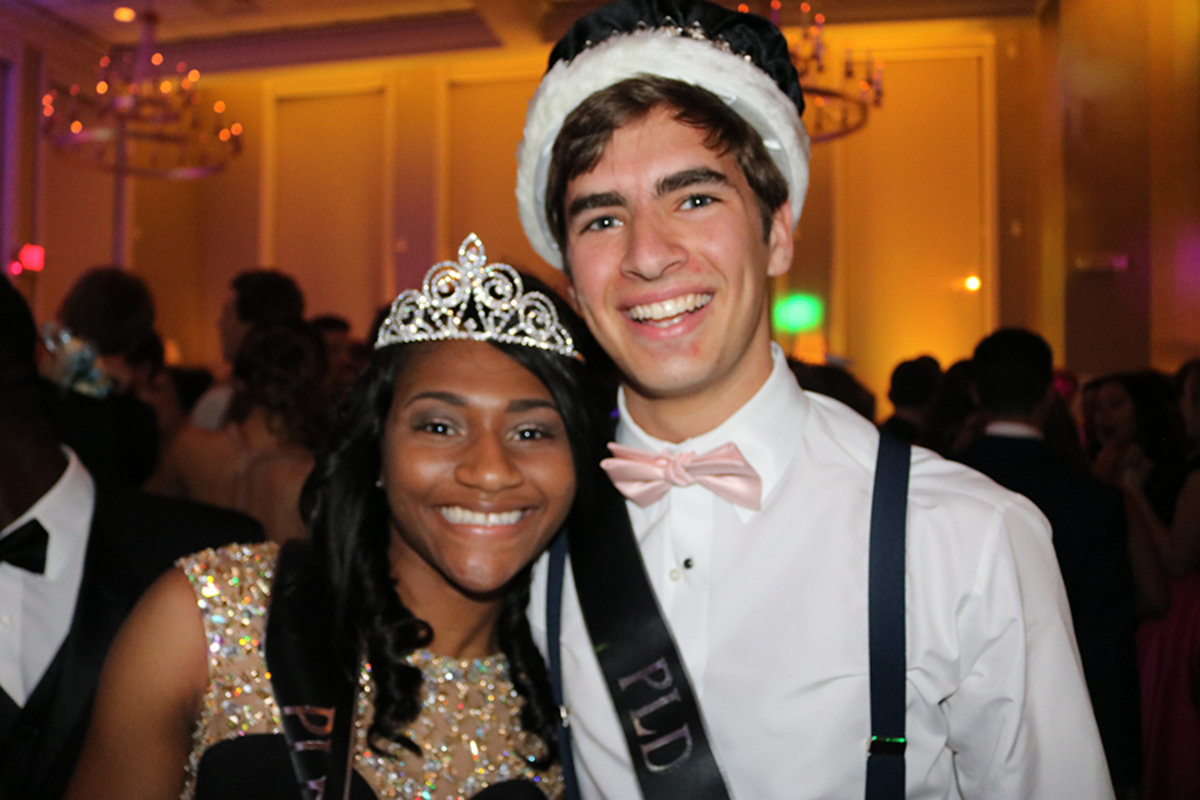 PLD in Pictures: Dunbar Prom 2017